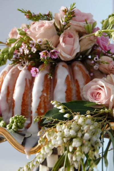 Spring Tart Lemon Cake